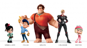 Character in Wreck it Ralph