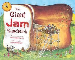 The giant jam sandwich